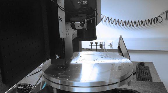 Laser for cutting HD Vinyl stamper