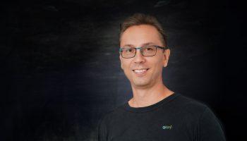 Volker Schmidt, CTO Rebeat
