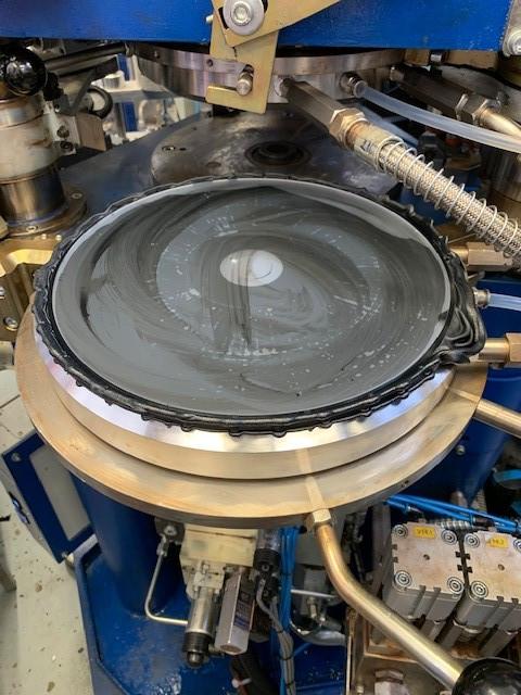 HD Vinyl test pressing June 2020